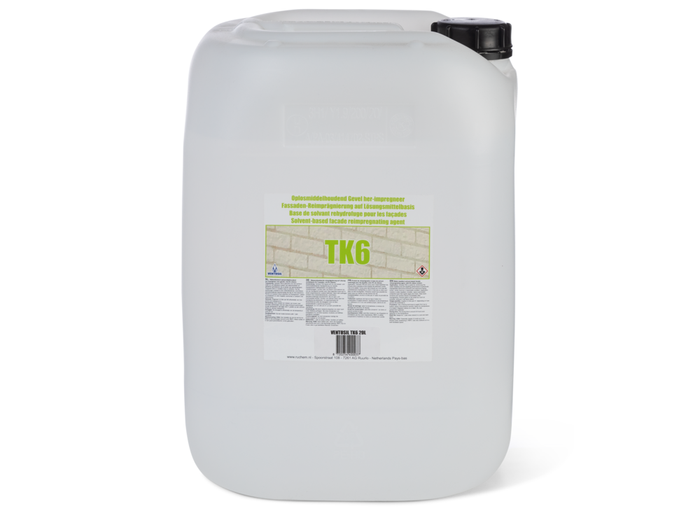 Ventosil TK6 Wasserabweisende Neuimprägnierung