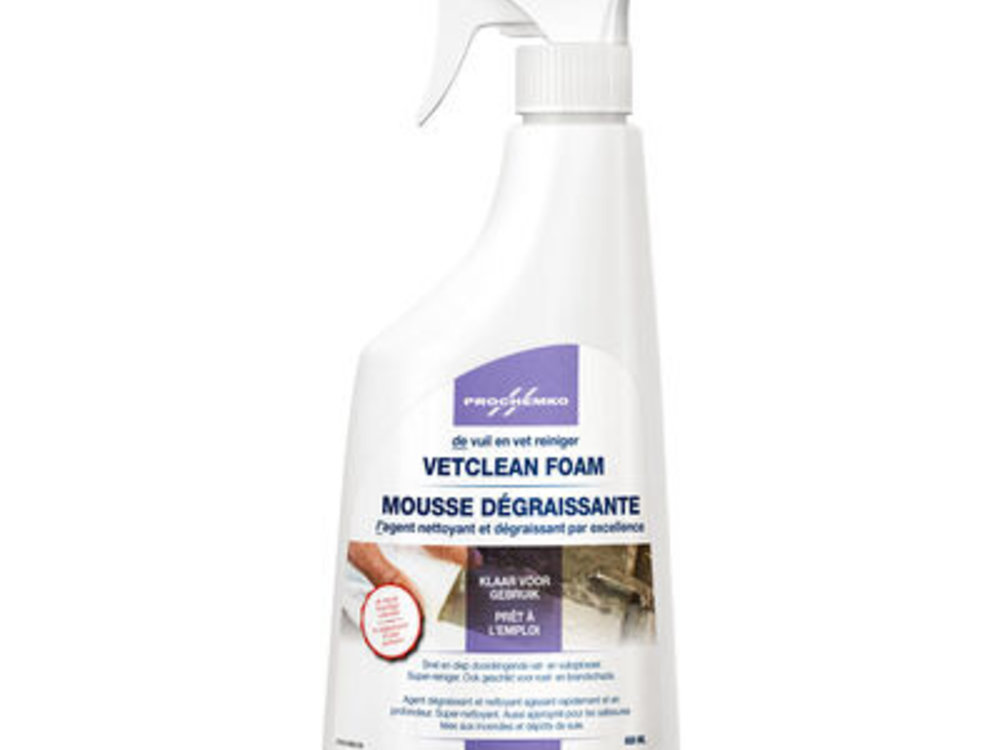 Prochemko Vetclean Foam Pompspray 650 ml