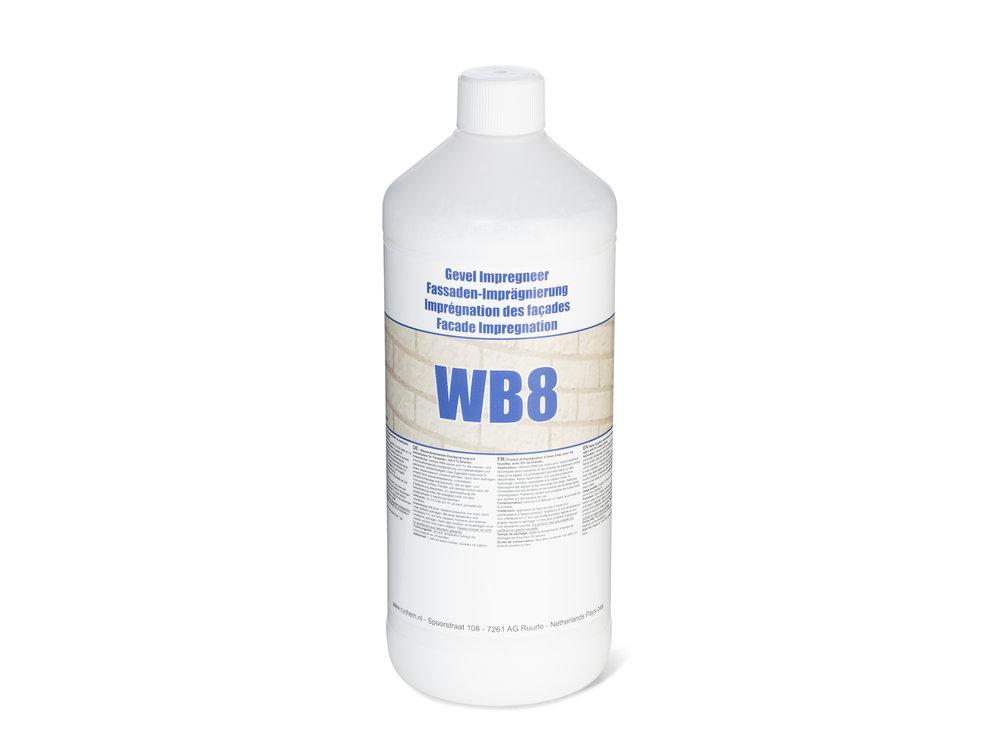 Ventosil WB8 Gevelimpregneermiddel - Spuitflacon (1 liter)