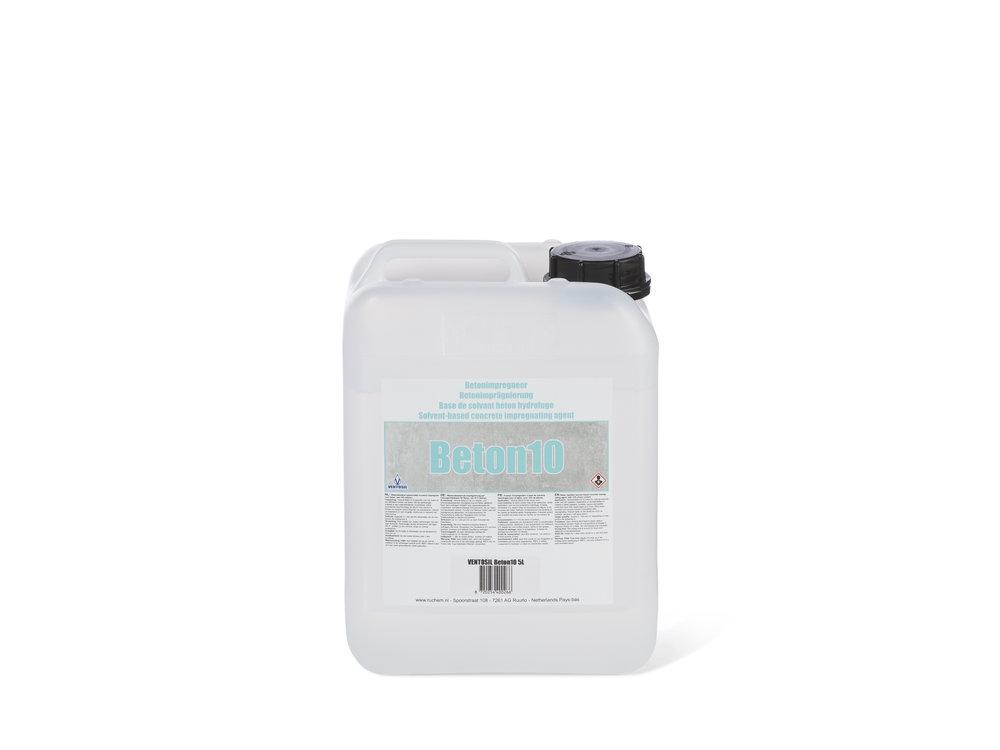 Ventosil Beton10 Betonimprägnierung - Lösungsmittelbasis - Wasser- und Schmutzabweisend