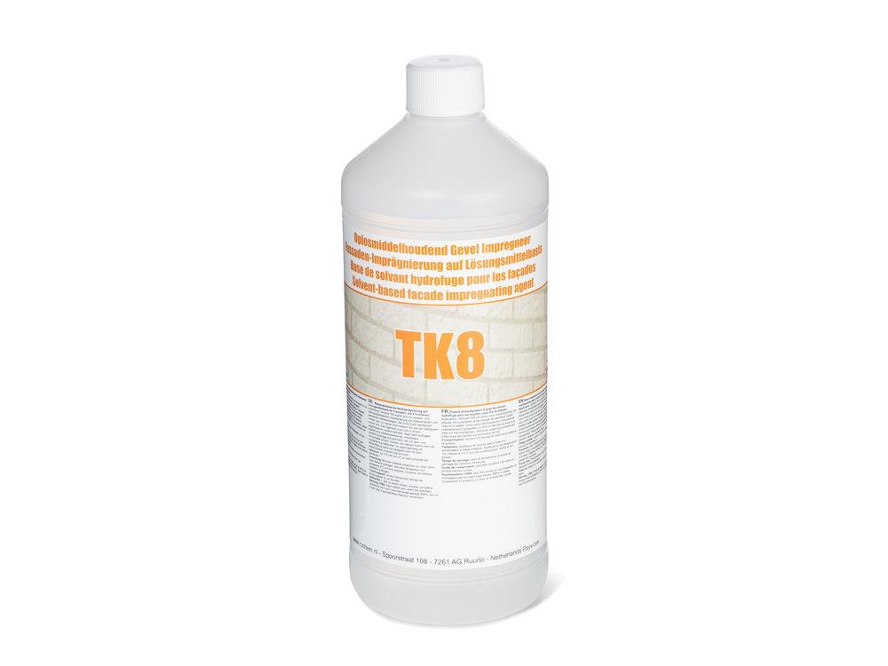 Ventosil TK8 Fassaden-Imprägniermittel - Sprühflasche (1 Liter)