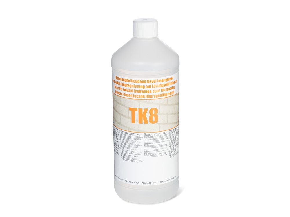 Ventosil TK8 Gevelimpregneermiddel - Spuitflacon (1 liter)