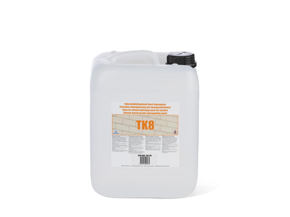 Ventosil TK8 Gevelimpregneermiddel
