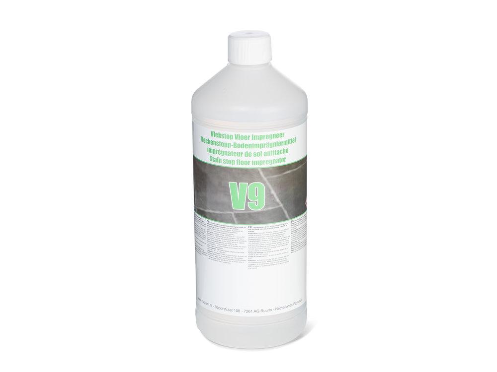 Ventosil V9 Vlekstop - Vloerimpregneermiddel Spuitflacon (1 liter)