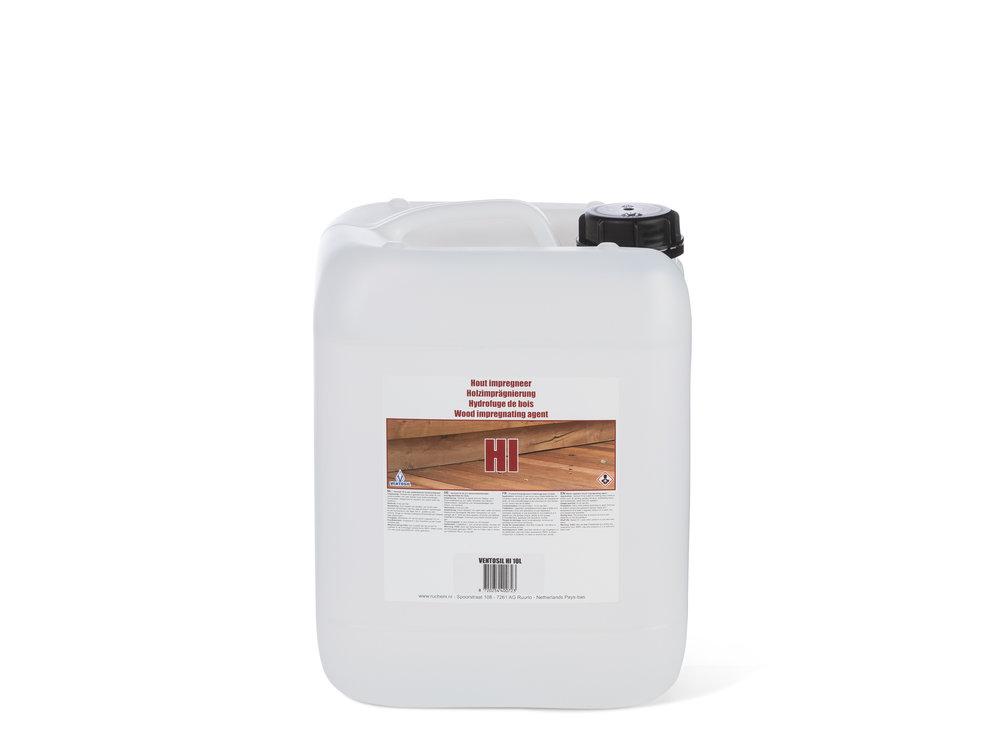 Ventosil HI Houtimpregneermiddel - Ventosil - Waterwerend