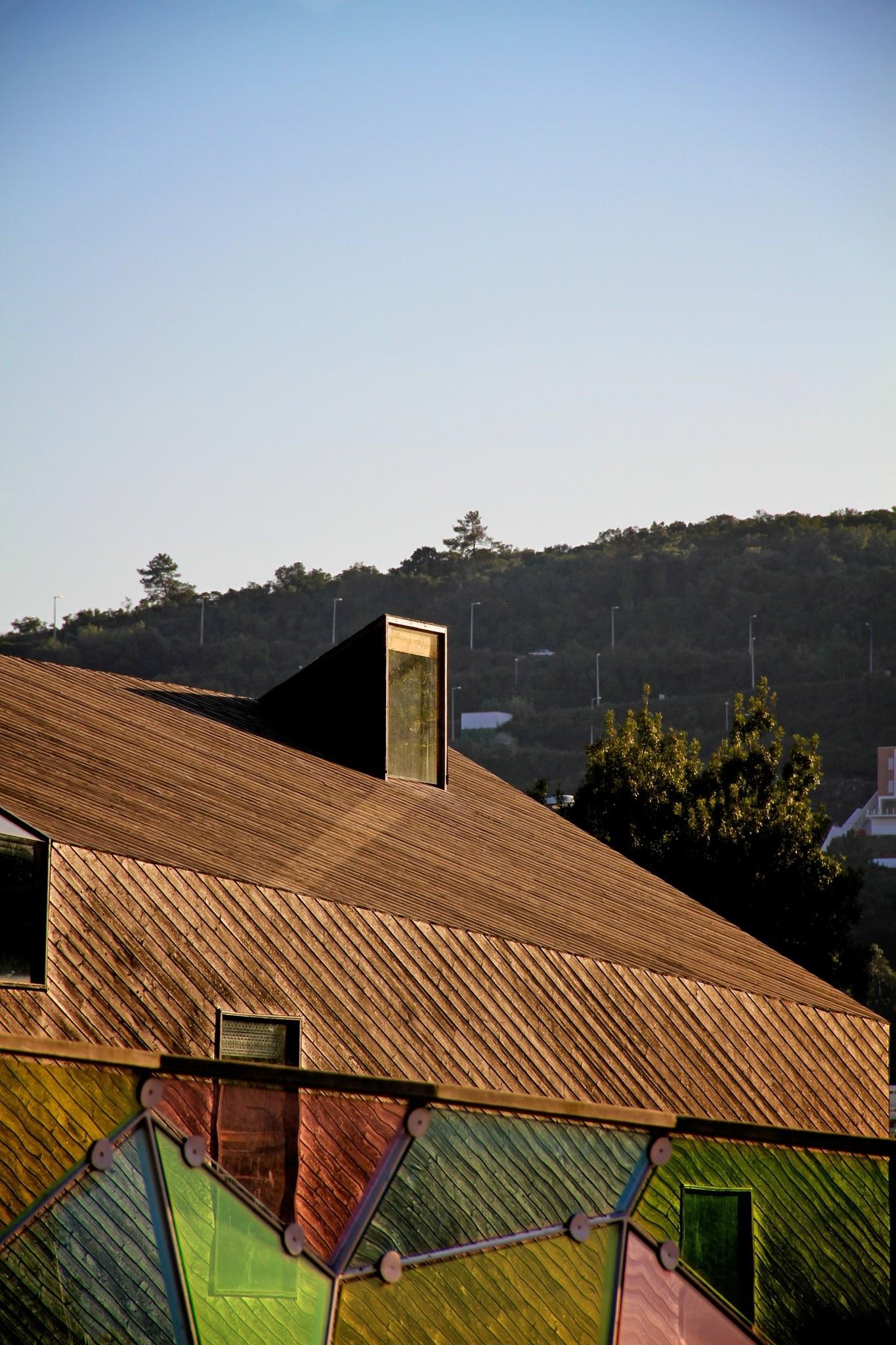 Houten dak impregneren