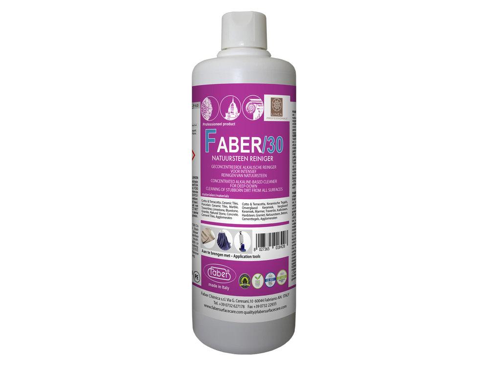 Faber Faber/30 - intensief reiniger - 1 liter