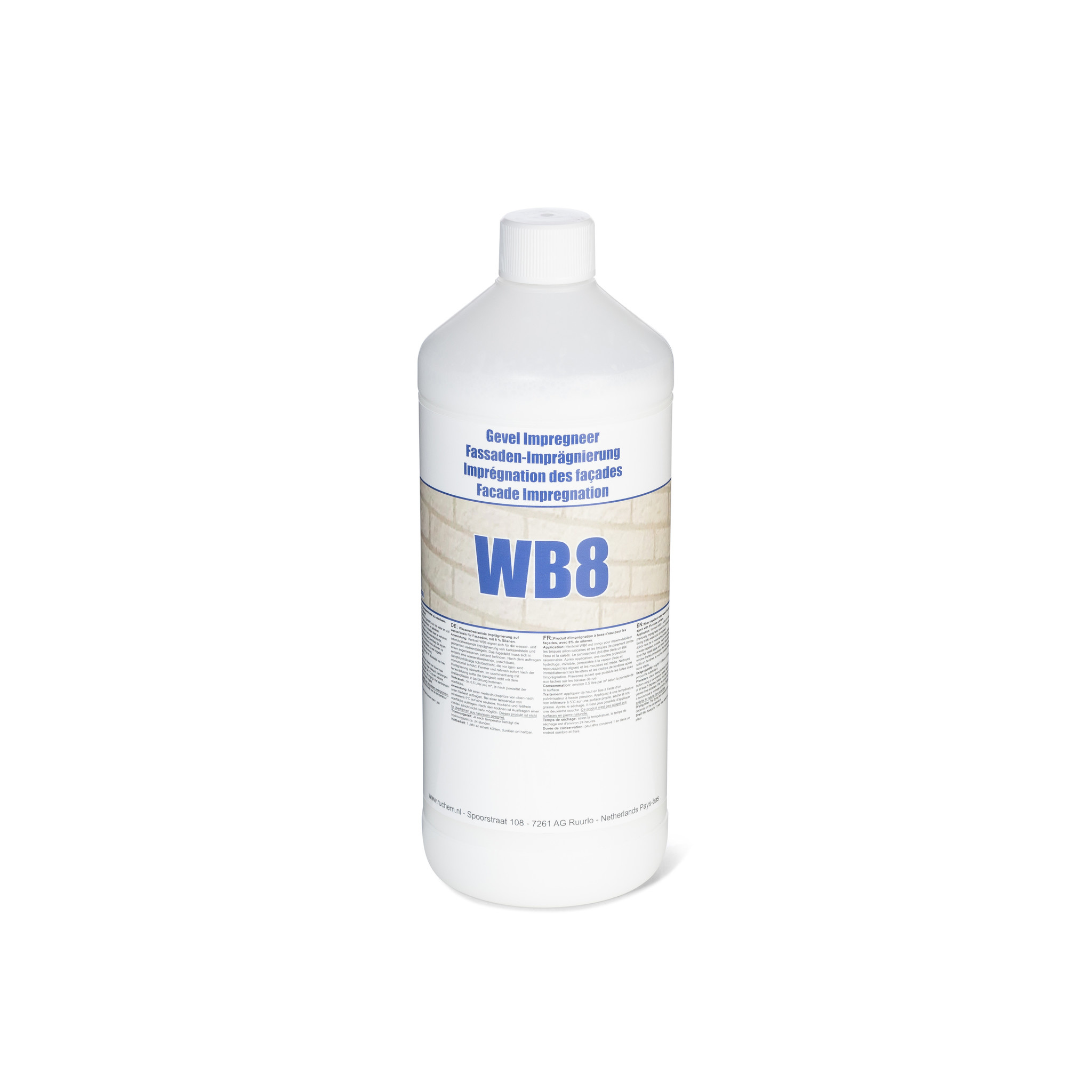 WB8 gevelimpregneer spuit