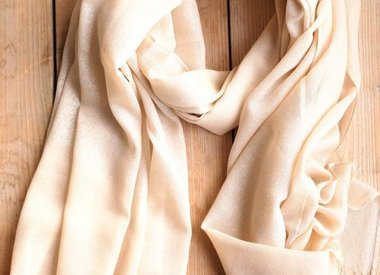 Sjaals effen