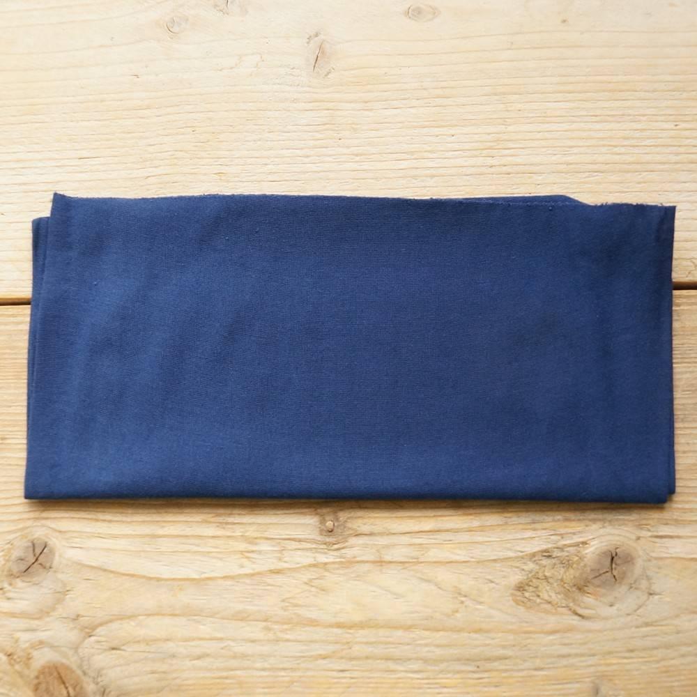 Blauwe haarband (multifunctioneel)