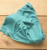 Turquoise haarband (multifunctioneel)
