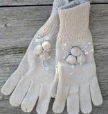 Beige handschoentjes