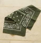 Mosgroene bandana