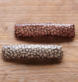 Bruine en goudkleurige haarspeld (2st)