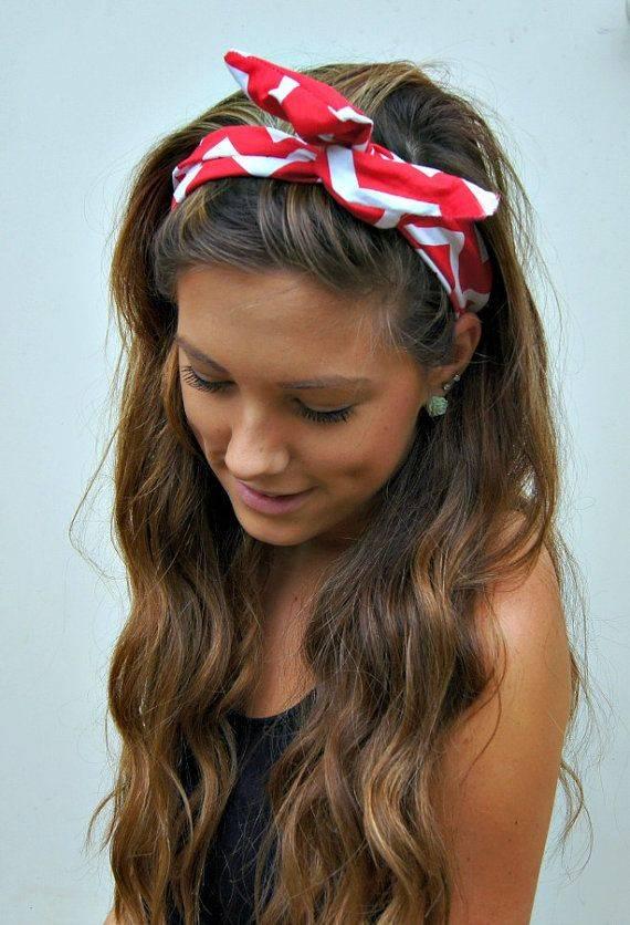 Roze bunny haarbandje