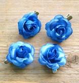 Kleine blauwe bloemetjes (4 stuks)
