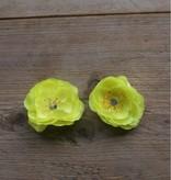 Gele bloemetjes (2 stuks)
