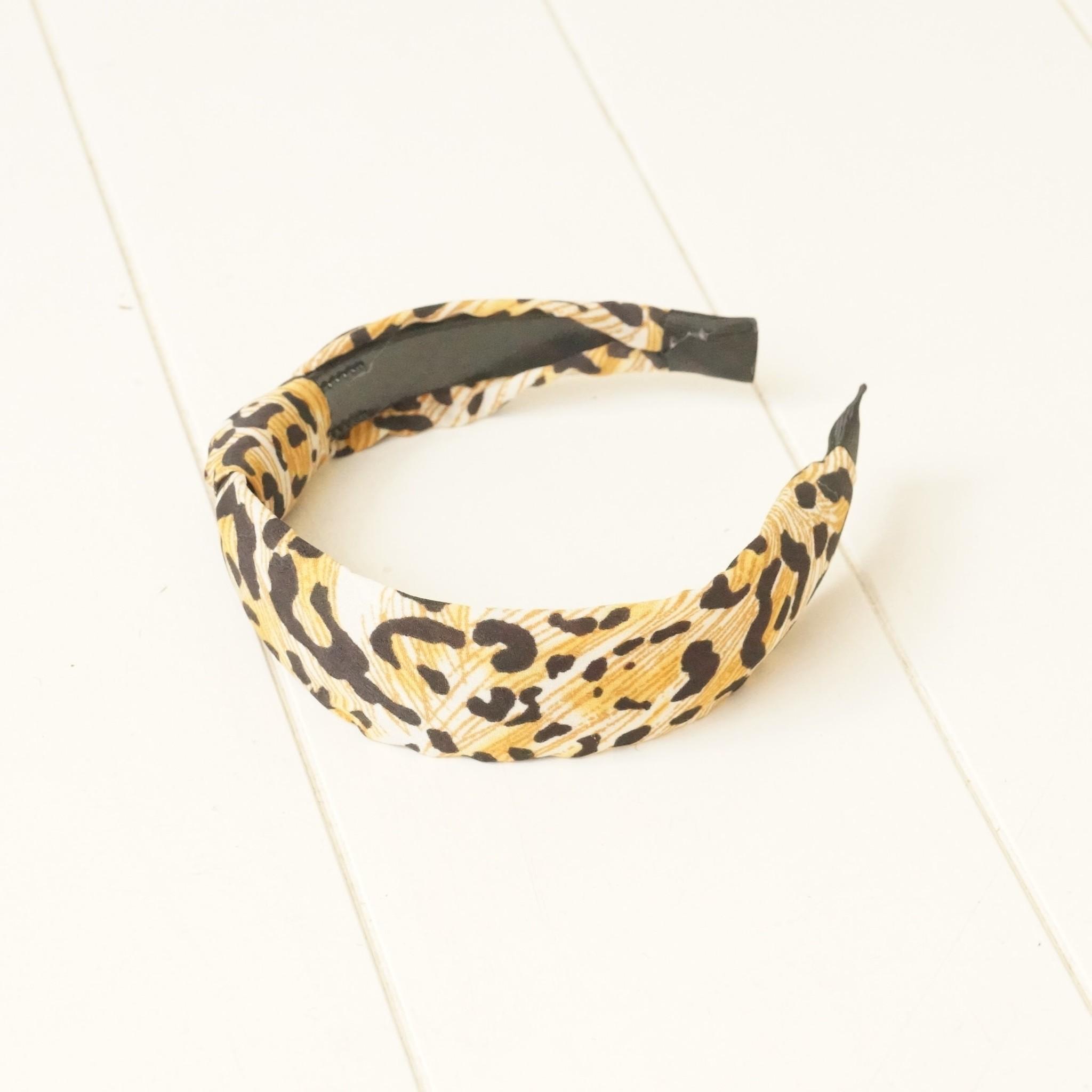 Diadeem leopard