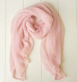 Sorbetroze sjaal