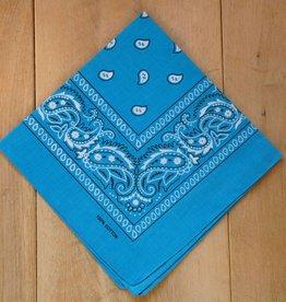 Turquoise bandana