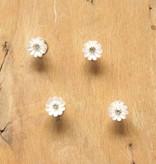 Haarspiraaltjes bloemetjes