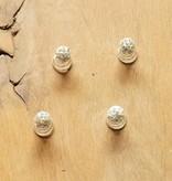 Haarspiraaltjes met steentjes