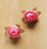 Felroze bloemetjes (2)