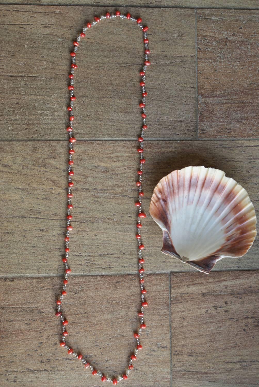 Zoetwaterparels koraal