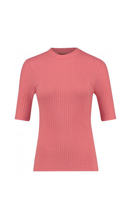 Catwalk Junkie - T-Shirt 'Solin' Coral