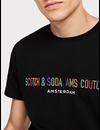 - T-Shirt met stadslogo 133713