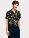 - Overhemd met palmpatroon 148898
