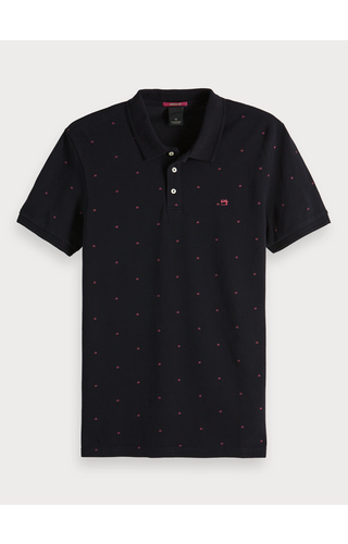 SCOTCH & SODA - Pique polo