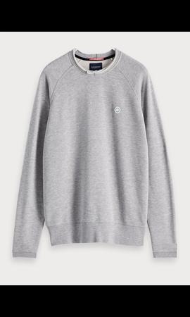 SCOTCH & SODA - Raw edge sweater