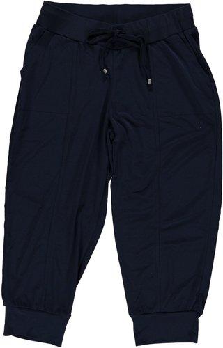 Geisha - Navy broek met stretch 91137-44