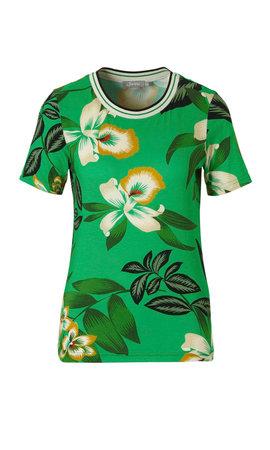 Geisha - T-Shirt Groen 93167-20
