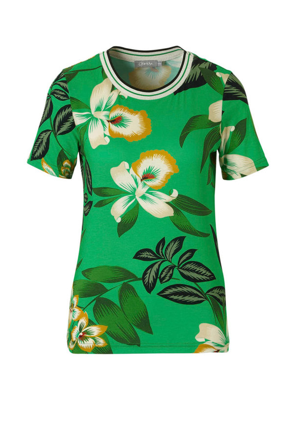 - T-Shirt Groen 93167-20