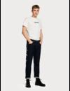 - Basic T-shirt met artwork 150548