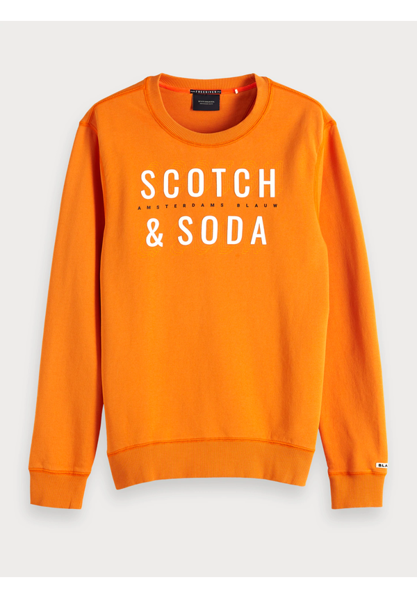 - Oranje  logo sweater 150525