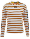 - Shirt Breton Long Sleeve Tee 150689