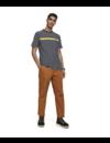 - Gestreept T-Shirt met ronde hals 152270
