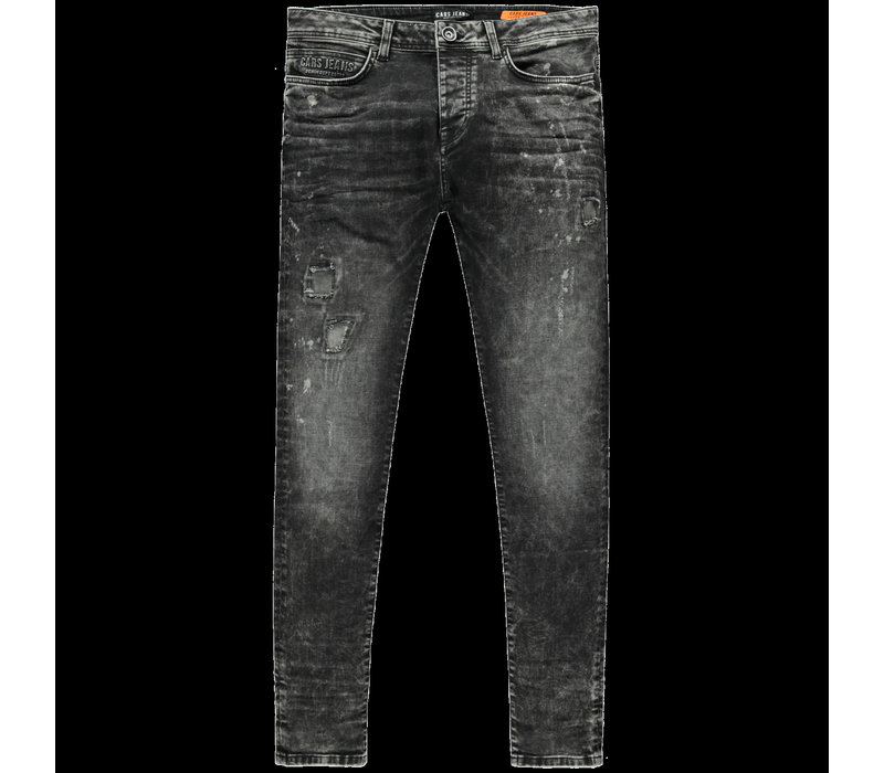 Cars Jeans Aron Black Used L36