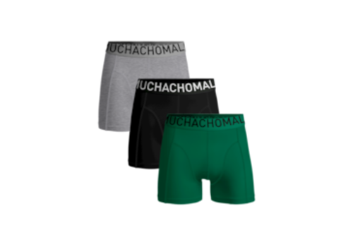 Muchachomalo Muchachomalo 3Pack Boys Solid1010-330J