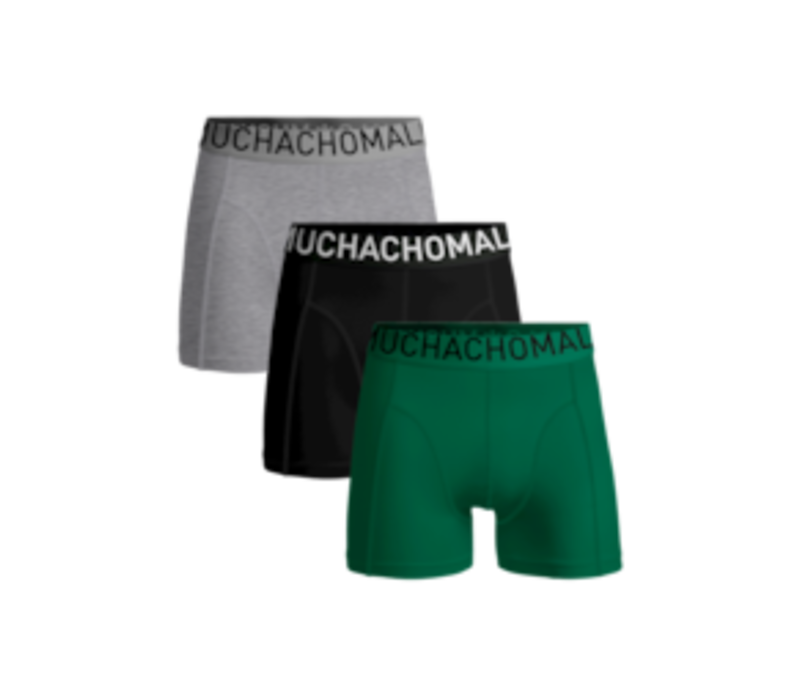 Muchachomalo 3Pack Boys Solid1010-330J