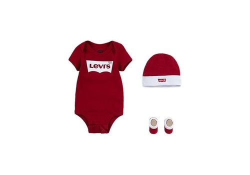 Levi's Levi's LL0019 Batwing Set 3P Baby