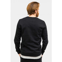 Butcher of Blue Classic Crew L/S Zwart