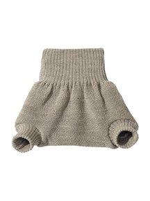 Disana Woolen overpants - grey