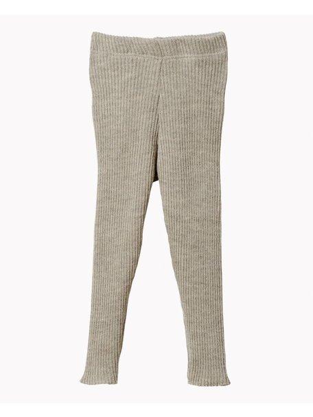 Disana legging van wol - grijs