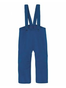 Disana Dungarees Boiled Wool - navy