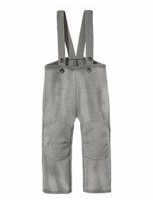 Disana Dungarees Boiled Wool - grey