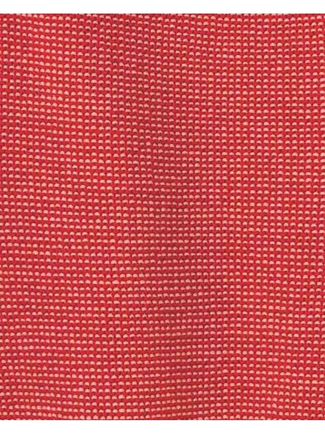 Disana Muts van wol gemêleerd - rood